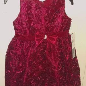 Jayne Copeland Size 2T Dress